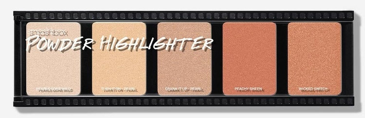 Slide: Smashbox Photo Strip Highlighting Palette