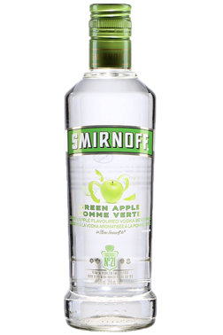 SMIRNOFF® Green Apple Vodka