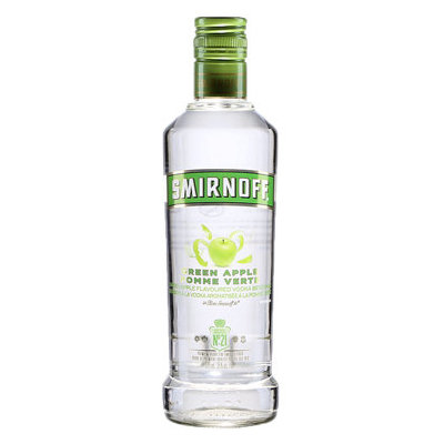 SMIRNOFF® Green Apple Vodka