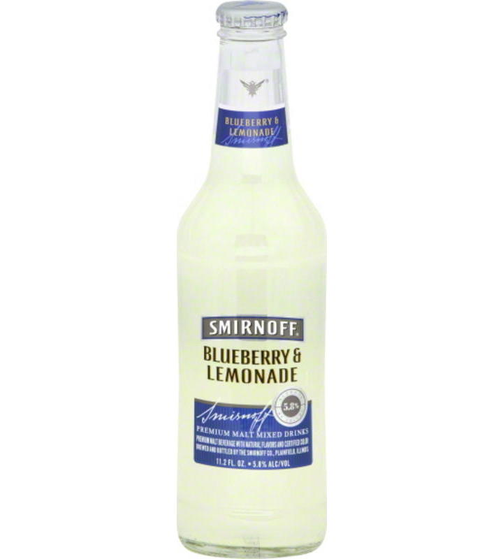 SMIRNOFF® Blueberry & Lemonade