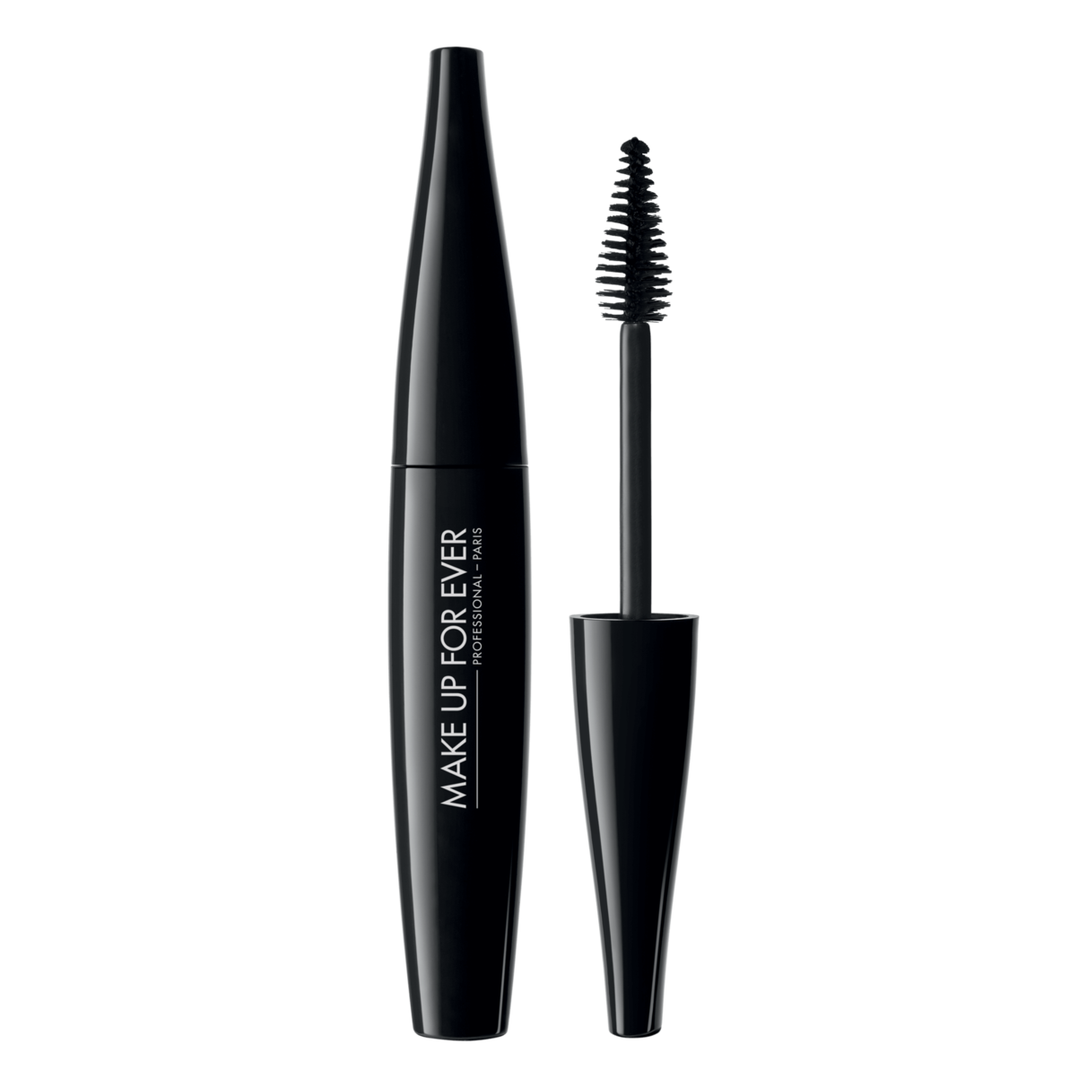 MAKE UP FOR EVER Smoky Extravagant Extravagant Volume, Up Close Precision Mascara
