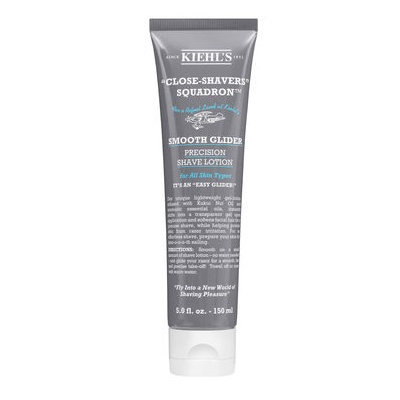 Kiehl's Close Shavers Squadron™ Smooth Glider Precision Shave Lotion