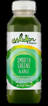 Evolution Fresh™ Smooth Greens & Kale Juice