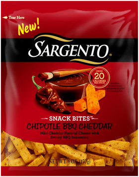 Sargento® Snack Bites® Chipotle BBQ Cheddar