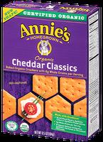 Annie's® Homegrown Organic Bunny Classics Crackers