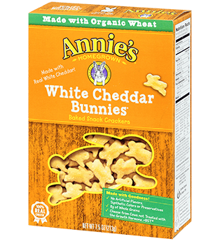 Annie's® White Cheddar Bunnies