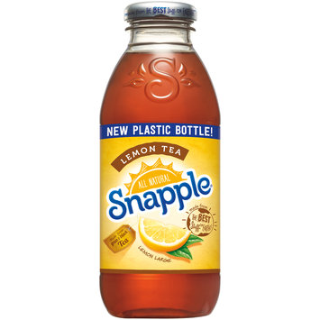 Snapple All Natural Lemon Tea