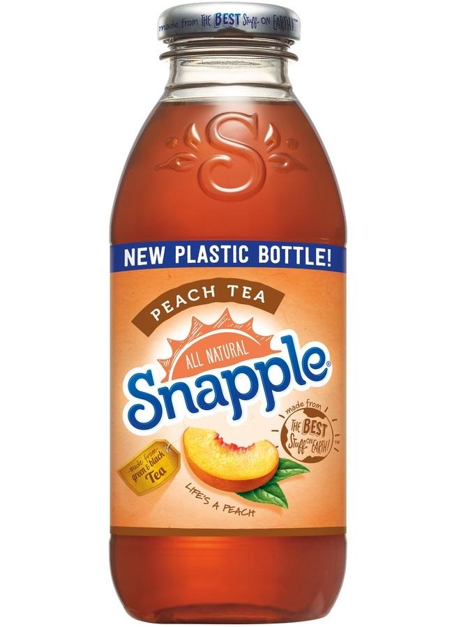 Snapple All Natural Peach Tea