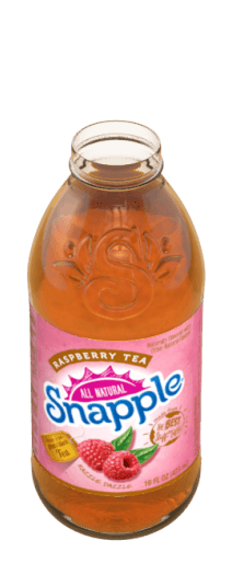 Snapple All Natural Raspberry Iced Tea