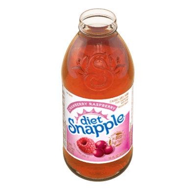 Snapple Diet Cranberry Raspberry Juice