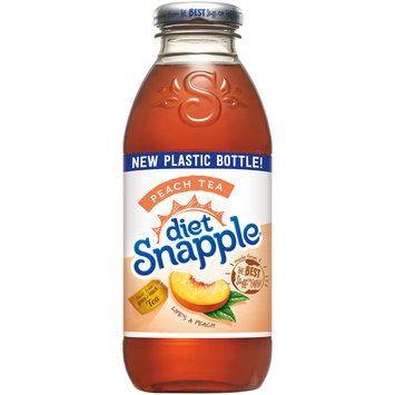 Snapple Diet Peach Tea