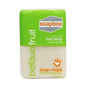 SoapBox Soaps Bataua Fruit Bar Soap