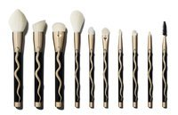 Sonia's Serpent 10-Piece Brush Set
