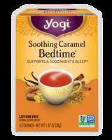 Yogi Tea Yogi Soothing Caramel Bedtime Herbal Supplement Tea Bags