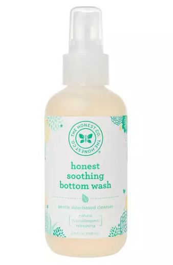 The Honest Co. Soothing Baby Bottom Wash