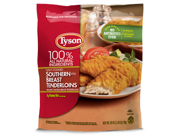 Tyson Southern Style Tenderloins