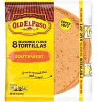Old El Paso® Southwest Seasoned Tortillas