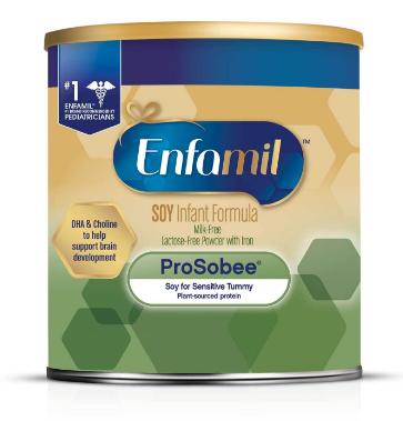 Enfamil® ProSobee® Infant Formula