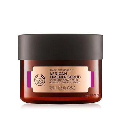 THE BODY SHOP® Spa of the World™ African Ximenia Scrub