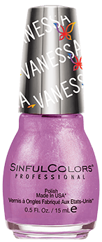 Sinful Colors Vanessa Hudgens Festival Collection