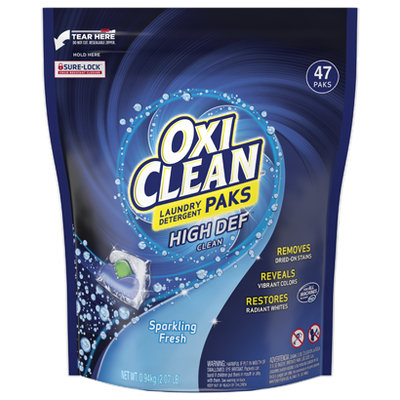 OxiClean™ Laundry Detergent Sparkling Fresh Paks
