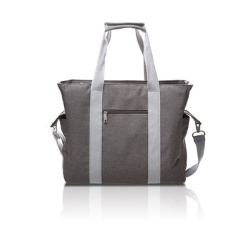 Spectra Grey Tote