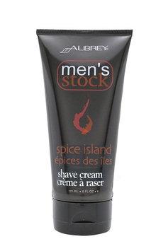 Aubrey Organics Spice Island Shave Cream