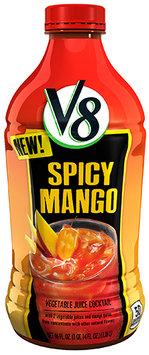 V8® Spicy Mango Cocktail Vegetable Juice