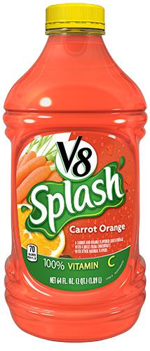 V8 Splash® Carrot Orange Juice