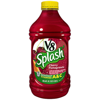 V8 Splash® Cherry Pomegranate Juice