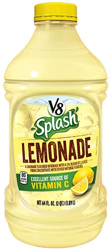 V8 Splash® Lemonade