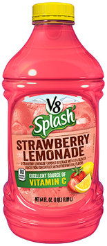 V8 Splash® Strawberry Lemonade Juice
