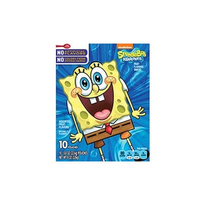 Betty Crocker™ SpongeBob SquarePants Fruit Flavored Snacks