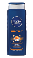NIVEA Sport Body Wash