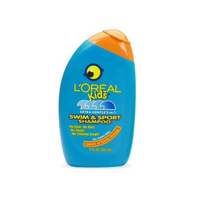 L'Oréal Paris Kids Extra Gentle 2-in-1 Swim & Sport Shampoo