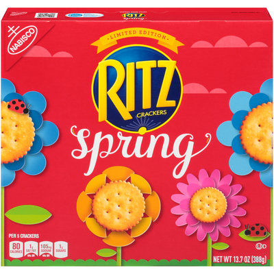 Nabisco RITZ Crackers Spring