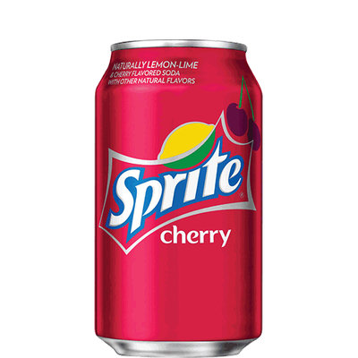 Sprite Cherry Naturally lemon-lime & cherry flavored soda with other natural flavors