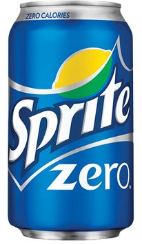 Sprite Zero Zero-calorie Lemon-lime Soda