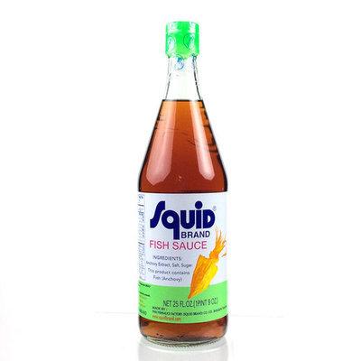 Squid Thai Fish Sauce