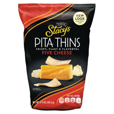Stacy's® Five Cheese Pita Thins