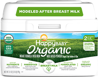Happy Baby 174 Organics Organic Stage 2 Infant Formula With