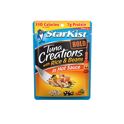Starkist 174 Tuna Creations 174 Bold With Rice Amp Beans In Hot