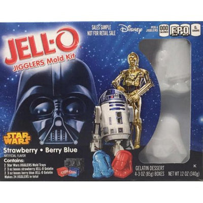 JELL-O Jigglers Star Wars Mold Kit