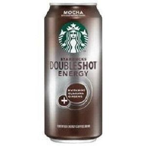 STARBUCKS® Doubleshot® Energy Mocha Drink