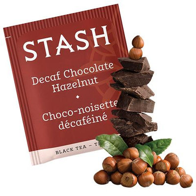 Stash Tea Chocolate Hazelnut Decaf Black Tea