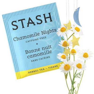 Stash Tea Herbal Chamomile Nights Herbal Tea