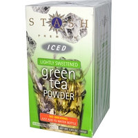Stash Tea Company Stash Tea Lightly Sweetened Green Iced Tea Powder