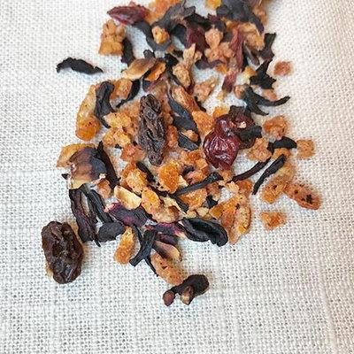 Stash Tea Cranberry Orange Medley Loose Leaf Fruit Tea