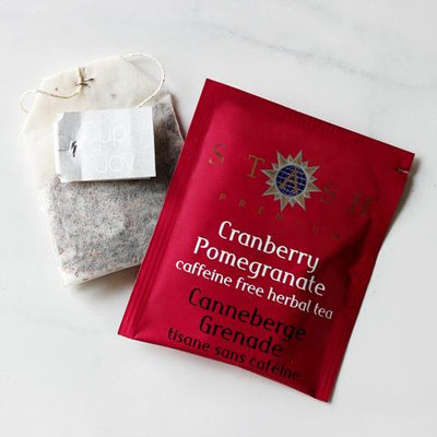 Stash Tea Cranberry Pomegranate Herbal Tea