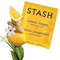Stash Tea Lemon Ginger Herbal Tea